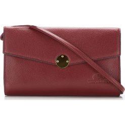 Torebka damska 85-4E-460-3. Czerwone torebki klasyczne damskie Wittchen, w paski. Za 279,00 zł.