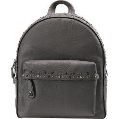 Plecaki damskie: Coach CAMPUS BACKPACK Plecak heather grey