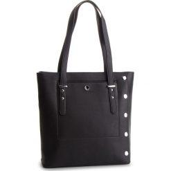 Torebka MONNARI - BAG3330-020 Black. Czarne torebki klasyczne damskie Monnari, ze skóry ekologicznej, duże, zdobione. W wyprzedaży za 199,00 zł.