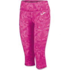 Legginsy sportowe damskie: Joma sport Legginsy damskie Venus  różowe r. L (900094)