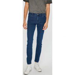 Lee - Jeansy Malone. Niebieskie jeansy męskie skinny marki Lee. Za 299,90 zł.