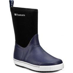 Kalosze TRETORN - Wings Neo 280280 Navy Blue 47. Niebieskie buty zimowe damskie Tretorn, z kauczuku. W wyprzedaży za 229,00 zł.