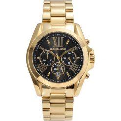 ZEGAREK MICHAEL KORS Bradshaw MK5739. Czarne zegarki damskie marki Michael Kors, ze stali. Za 1299,00 zł.