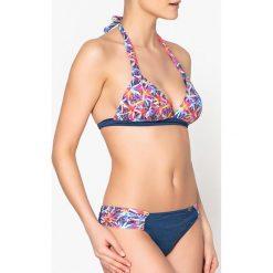 Bikini: Wzorzysty dwuczęściowy kostium kąpielowy trójkątny