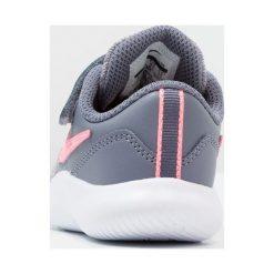 Nike Performance FLEX CONTACT  Obuwie do biegania treningowe light carbon/sunset pulse/atmosphere grey/white. Szare buty do biegania damskie marki Nike Performance, z materiału. Za 169,00 zł.
