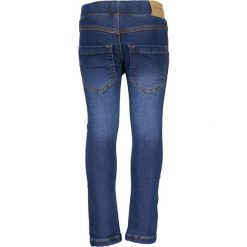 Blue Seven - Jeansy dziecięce 92-128 cm. Niebieskie rurki dziewczęce Blue Seven, z bawełny. W wyprzedaży za 39,90 zł.