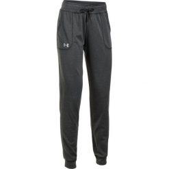 Spodnie dresowe damskie: Under Armour Spodnie damskie Tech Pant Solid szare r. XS (1271689-090)