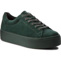 Sneakersy VAGABOND - Jessie 4424-040-52 Bottle Green. Zielone sneakersy damskie marki Vagabond, z materiału. Za 419,00 zł.
