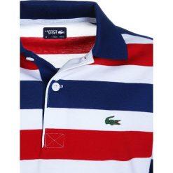 Lacoste Sport Koszulka polo marino/blanc/rouge. Niebieskie t-shirty chłopięce Lacoste Sport, z bawełny. Za 239,00 zł.