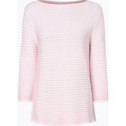 Swetry klasyczne damskie: talk about – Sweter damski, różowy