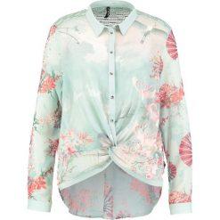 Bluzki asymetryczne: Smash FRANCIS Bluzka turquoise