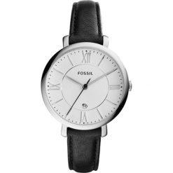 Fossil - Zegarek ES3972. Różowe zegarki damskie marki Fossil, szklane. Za 399,90 zł.