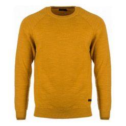 Pepe Jeans Sweter Męski Hemlock L Żółty. Żółte swetry klasyczne męskie Pepe Jeans, l, z bawełny. Za 383,00 zł.
