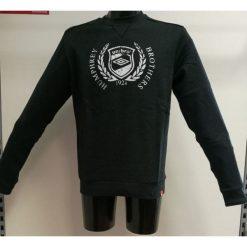 Umbro Bluza Bros Black/Marl L. Niebieskie bluzy męskie rozpinane marki Oakley, na lato, z bawełny, eleganckie. W wyprzedaży za 79,00 zł.