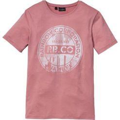 T-shirty męskie: T-shirt Slim Fit bonprix jasnoróżowy