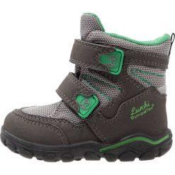 Buty zimowe chłopięce: Lurchi KLAUSITEX Śniegowce grey/green