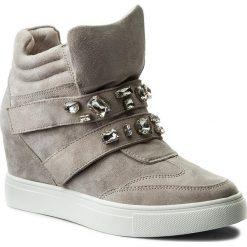 Sneakersy GINO ROSSI - Charu DT841M-TWO-BW00-8500-0 90. Szare sneakersy damskie marki Gino Rossi, z materiału. W wyprzedaży za 299,00 zł.