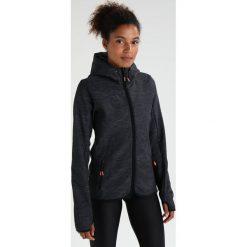 O'Neill ACTIVE Kurtka Softshell black. Czarne kurtki sportowe damskie marki O'Neill, l, z elastanu. W wyprzedaży za 335,20 zł.