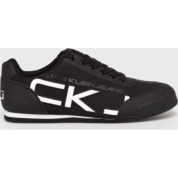 b89af54b Calvin Klein Jeans - Buty - Czarne buty sportowe damskie Calvin ...