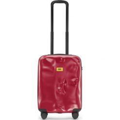 Walizka Icon kabinowa matowa czerwona. Szare walizki marki Crash Baggage, z materiału. Za 880,00 zł.