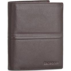 Duży Portfel Męski SAMSONITE - 001-015A0-275P-02 Brown. Brązowe portfele męskie marki Samsonite, ze skóry. Za 169,00 zł.