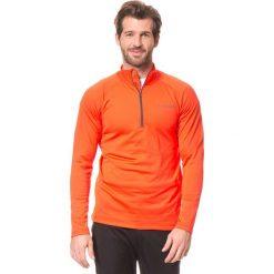 """T-shirty męskie: Koszulka funkcyjna """"Fuseline III"""" w kolorze pomarańczowym"""