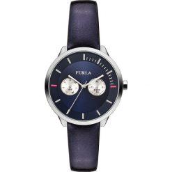Zegarek FURLA - Metropolis 996358 W W480 P77 Blu d. Niebieskie zegarki damskie marki Furla. Za 775,00 zł.