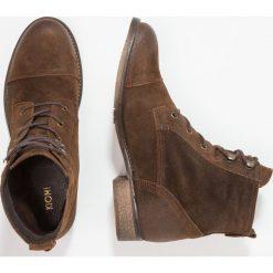 KIOMI Ankle boot brown. Niebieskie botki damskie skórzane marki KIOMI. Za 379,00 zł.