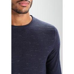 Swetry klasyczne męskie: Suit OHIO Sweter navy