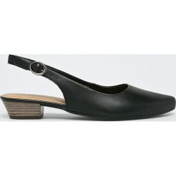 Tamaris - Czółenka. Szare buty ślubne damskie Tamaris, na szpilce. W wyprzedaży za 159,90 zł.