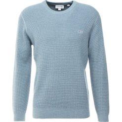Lacoste AH919200 Sweter mimas. Szare swetry klasyczne męskie marki Lacoste, z bawełny. Za 629,00 zł.