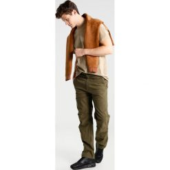 Bojówki męskie: Maharishi ORIGINAL SNOPANTS STRAIGHT FIT Spodnie materiałowe maha olive