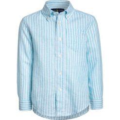 Polo Ralph Lauren Koszula aqua. Niebieskie koszule chłopięce Polo Ralph Lauren, z bawełny, polo. W wyprzedaży za 209,30 zł.
