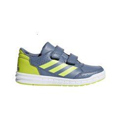 BUTY ADIDAS ALTA SPORT AC7046. Szare buciki niemowlęce marki Adidas. Za 119,00 zł.