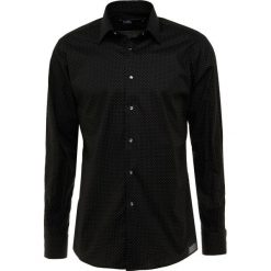 KARL LAGERFELD Koszula biznesowa black. Białe koszule męskie marki KARL LAGERFELD, m, z bawełny. Za 609,00 zł.