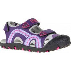 Kamik Sandały Sea Turtle Purple/Violet 34,0. Fioletowe sandały dziewczęce marki Kamik, z paskami. W wyprzedaży za 149,00 zł.
