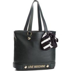 Torebka LOVE MOSCHINO - JC4312PP06KU0850  Verde. Zielone torebki klasyczne damskie marki Love Moschino, ze skóry ekologicznej. Za 799,00 zł.