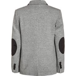 BOSS Kidswear Marynarka gris chine. Niebieskie kurtki dziewczęce marki BOSS Kidswear, z bawełny. W wyprzedaży za 491,40 zł.