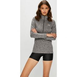 Under Armour - Bluza Tech 1/2 Zip. Szare bluzy damskie Under Armour, s, z dzianiny, bez kaptura. Za 179,90 zł.