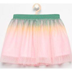 Spódniczki dziewczęce z falbankami: Tiulowa spódnica - Różowy
