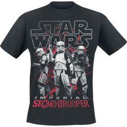 T-shirty męskie z nadrukiem: Star Wars Solo: A Star Wars Story – Imperial Stormtrooper T-Shirt czarny