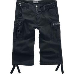 Black Premium by EMP Army Vintage Shorts Krótkie spodenki damskie czarny. Czarne szorty damskie marki Black Premium by EMP, xl, z poliesteru. Za 121,90 zł.