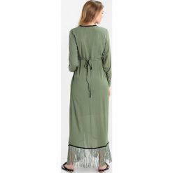 Długie sukienki: mint&berry mom Długa sukienka khaki