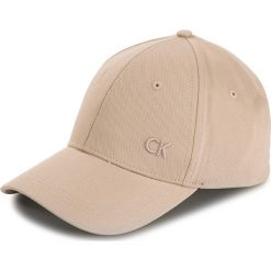 Czapka CALVIN KLEIN BLACK LABEL - Ck Baseball Cap Unisex K50K502533 000. Czarne czapki damskie marki Calvin Klein Black Label, z materiału. Za 129,00 zł.