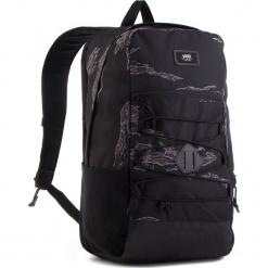 Plecak VANS - Snag Plus Backpac VA3HM3XGS  Tiger Camo. Czarne plecaki męskie marki Vans, z materiału, sportowe. W wyprzedaży za 169,00 zł.