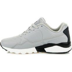 Buty skate męskie: Jasnoszare obuwie sportowe JOY