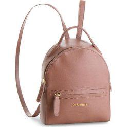 Plecak COCCINELLE - CF5 Clementine E1 CF5 54 01 01 Dark Pivoine P03. Brązowe plecaki damskie Coccinelle, ze skóry, klasyczne. W wyprzedaży za 799,00 zł.