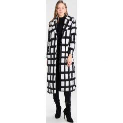 Płaszcze damskie pastelowe: NAKD CHECKED COAT Płaszcz wełniany /Płaszcz klasyczny black/white