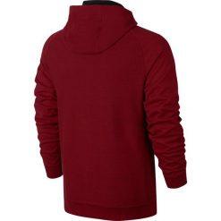 BLUZA NIKE SPORTSWEAR ADVANCE 883025 608. Czerwone bluzy męskie marki KALENJI, m, z elastanu, z długim rękawem, długie. Za 299,00 zł.