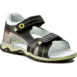 Sandały męskie skórzane: Sandały LASOCKI KIDS – CI12-2566-03 Czarny
